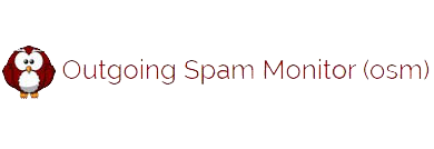 Outgoing Spam Monitor (osm)